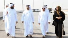 الصورة: Minister of Infrastructure Development launches next stage of Al Badiya Bridge Project