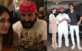 Photo: Saif Ali Khan celebrates birthday with family