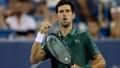 Photo: Rain slows Djokovic in Cincy, Stephens ousted