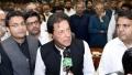 الصورة: Pakistan's Imran Khan sworn in as prime minister