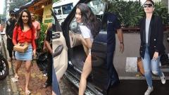 الصورة: Spotted: Kareena Kapoor, Janhvi Kapoor, Manushi Chhillar