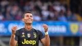 الصورة: Ronaldo, Ancelotti make winning start in bruising Serie A