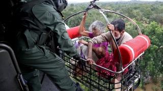 الصورة: Kerala death toll rises to 357
