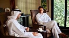 الصورة: UAE Ambassador attends oath-taking ceremony of Pakistan's PM