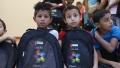 الصورة: Dubai Cares distributes 50,000 school kits to Syrian children in Jordan