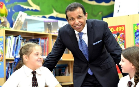 الصورة: Sunny Varkey commits Dh5m to UAE committee for relief and rehabilitation work in Kerala