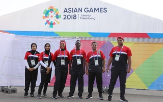 الصورة: Emirati athletes capable of winning medals in Asian Games: General Authority for Sports
