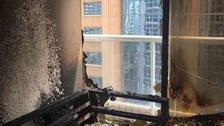 الصورة: Asian girl dies in Abu Dhabi apartment fire