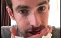 Photo: Andy Murray's daughter gives him nose bleed