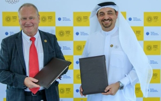Photo: Sweden signs up to promote innovations and knowledge-driven society at Expo 2020 Dubai
