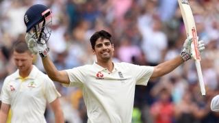 الصورة: India eager to spoil Cook's England farewell
