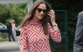 Photo: Pippa Middleton doesn't want 'penguin waddle'