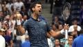 Photo: Djokovic aims to cut 'gentle giant' Del Potro down to size