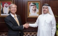 الصورة: CEO of DEWA discusses enhancing cooperation with Korean companies