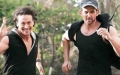 Photo: Tiger rubbishes Hrithik and Disha flirting rumour