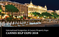 Photo: The Cannes International Emigration and Luxury Property Expo 2018