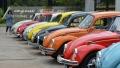 الصورة: Volkswagen to end iconic 'Beetle' cars in 2019
