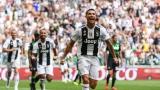 الصورة: Ronaldo off the mark as Juventus maintain 100% record