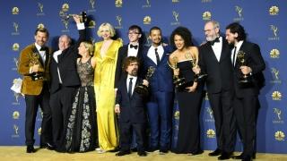 الصورة: 'Game of Thrones' takes top prize at surprising Emmys
