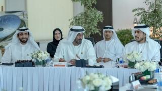 Photo: Expo 2020 committee meet; confirm work is on schedule