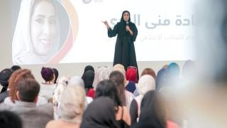 الصورة: Mona Al Marri outlines essential qualities of successful journalists