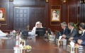 Photo: DEWA discusses cooperation with SAP