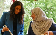 الصورة: Duchess Meghan is 'proud' to live in diverse London
