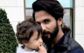 Photo: Shahid gives responsible parent tips