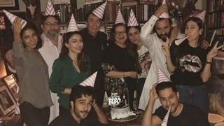 الصورة: Kareena Kapoor's midnight birthday bash