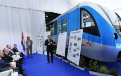 الصورة: First new Dubai Metro train to arrive next November: TRA