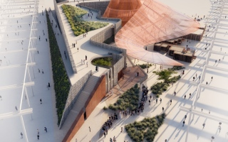 Photo: Expo 2020 Dubai's Interactive Opportunity Pavilion to engage visitors to play role in human development