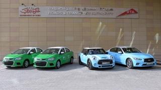الصورة: RTA's smart car rental fleet rises to 400 vehicles