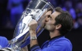 Photo: Federer, Zverev lead Team Europe to Laver Cup victory