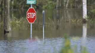 الصورة: Florence: Severe flooding feared near South Carolina coast