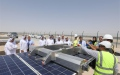 Photo: Al Tayer reviews project development progress at Mohammed bin Rashid Al Maktoum Solar Park