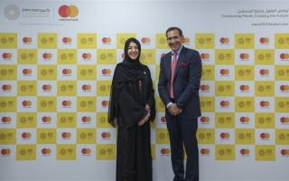 Photo: Expo 2020 takes Mastercard as official payment technology partner