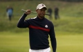 Photo: Woods to sit out foursomes as Europe call on Garcia, Poulter