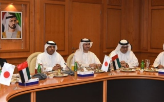Photo: Dubai Customs discusses boosting cooperation with Japanese businesses