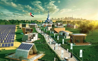 Photo: Solar Decathlon Middle East visitor registration opens