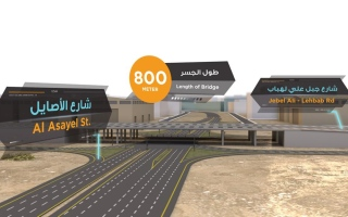 Photo: RTA awards contract worth AED630 mn for roads leading to Expo project
