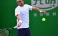 Photo: Tip-top Federer 'where I want to be' for Shanghai defence