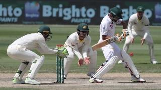 Photo: Pakistan set Australia 462-run target to win first Test