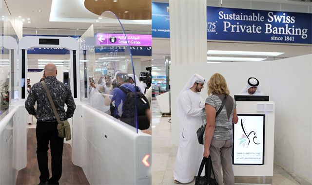 Pilot phase of Smart Tunnel launched at Dubai Airport
