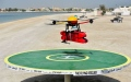 Photo: Dubai Municipality launches Flying Rescuer drone for beach rescue