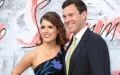 Photo: Princess Eugenie chooses Robbie Williams' daughter to be a bridesmaid