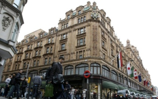 Photo: Woman who spent $21m at Harrods fights UK wealth order