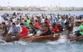 Photo: Rowing race first round kicks off this Friday