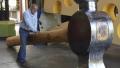 Photo: Giant hammer artwork stolen in Northern California