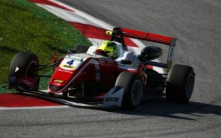 Photo: Schumacher Jnr eyes F3 title, F1 'super licence'
