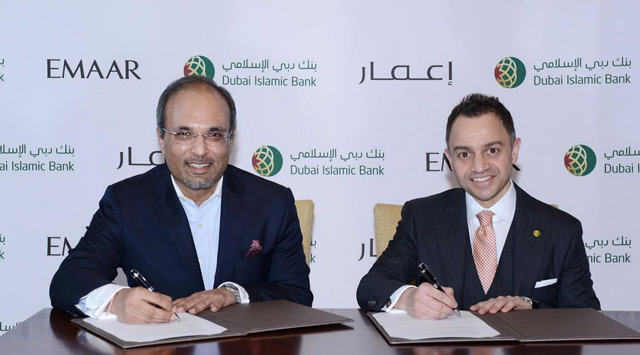 Emaar partners with Dubai Islamic Bank for exclusive home finance solution